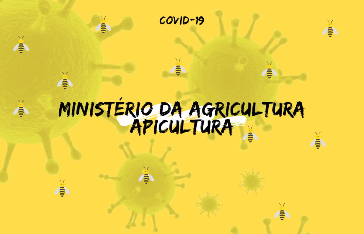COVID-19| Ministério da Agricultura | Apicultura